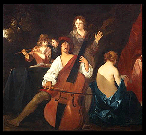 Violone_PeterLely1649DutEng What is a Bass?