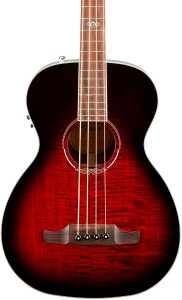 71CGkfyjqcL._SL1500_1-182x300 Best Acoustic Bass Guitars 2019