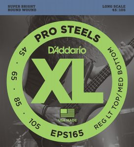 DAddario-EPS165-ProSteels-272x300 10 Best Bass Guitar Strings 2018