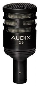 audix-d6-mic-142x300 Best Mics for Recording Bass Guitar