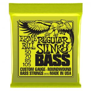 ernie-regular-slinky-bass-300x300 10 Best Bass Guitar Strings 2018