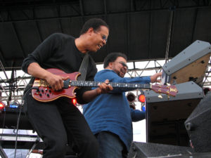 Stanley_Clarke_and_George_Duke1-300x225 Best Bassists of All Time