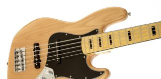 five string bass guitar